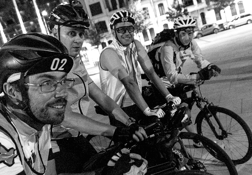 Transiberica Ultracycling 2018 Riders