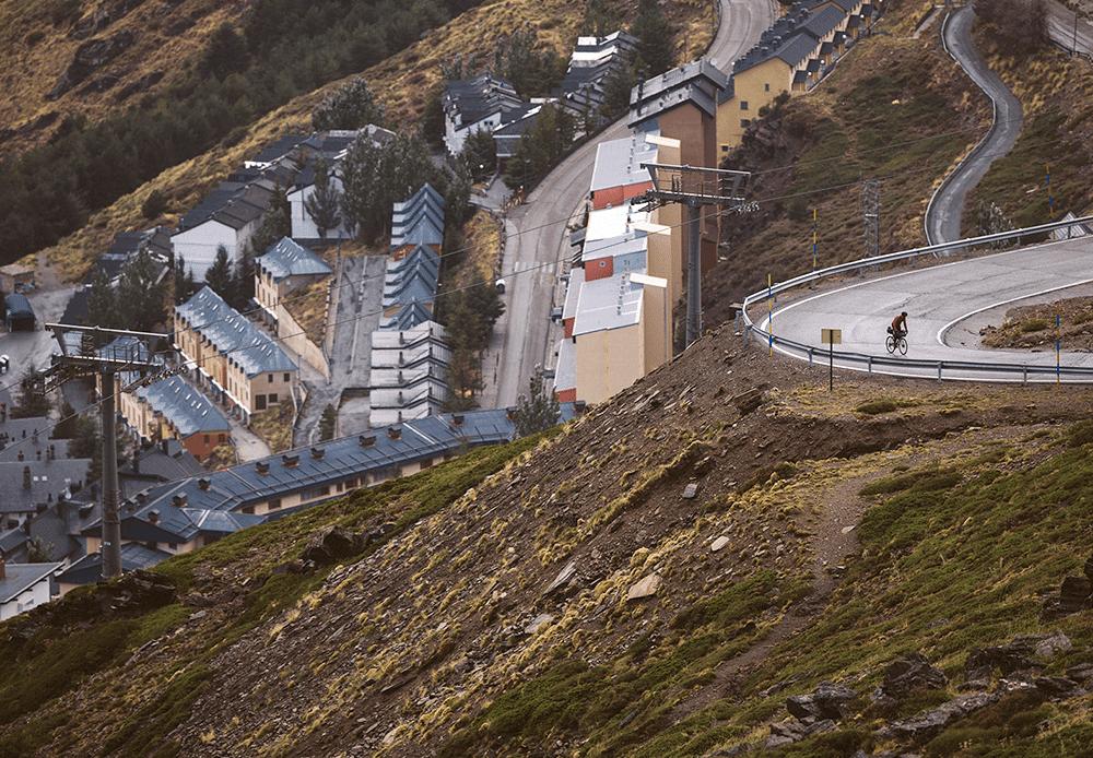 Transiberica Ultracycling 2018 Sami Martiskainen Veleta Peak
