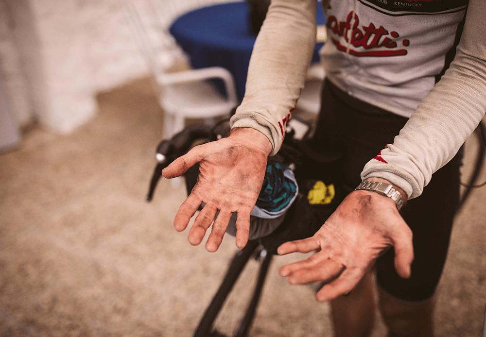 Transiberica Ultracycling 2018 Carlos Mazón